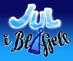 JUL I BLÅFJELL logo for tv-serie 1999