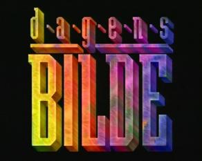 Dagens bilde - logo for NRK 1995