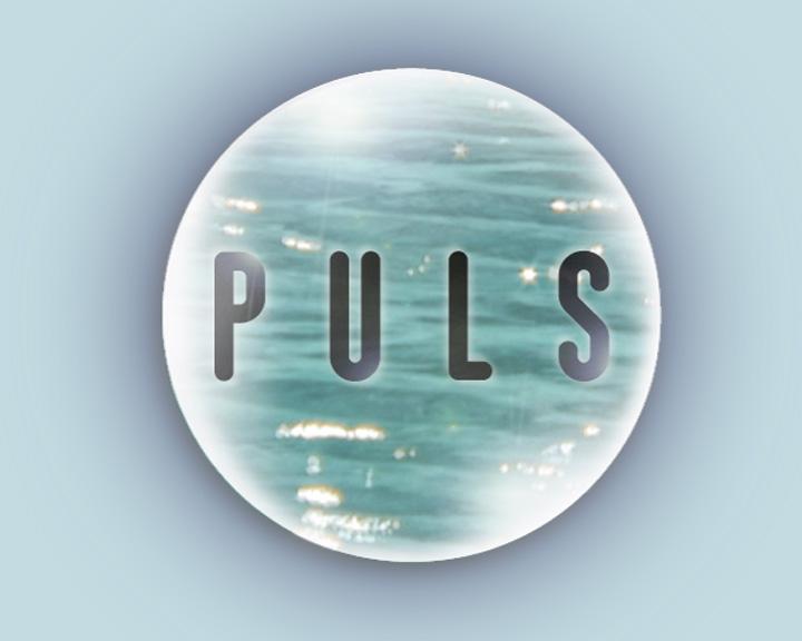 PULS logo og vignett NRK 1999